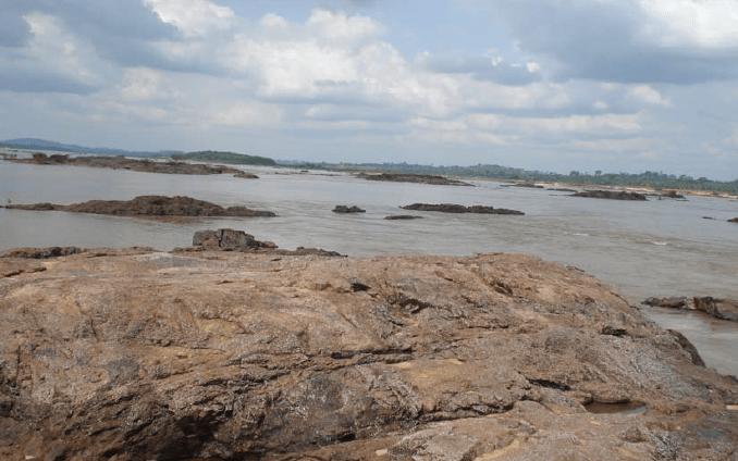 derrocagem de rochas